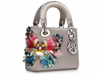 e4eee8a06 Comentando sobre moda: Estilo de Blogueira: Bolsa Lady Dior!