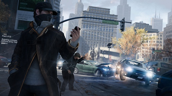 Watch Dogs 1 PC Full İndir