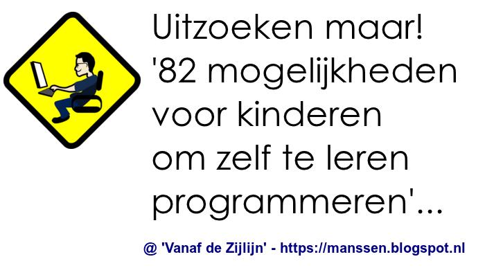Uitzoeken Maar 82 Mogelijkheden Voor Kinderen Om Zelf Te Leren