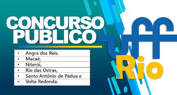 UFF reabre inscrições para concurso na área da Administração! R$ 2.446,96 a R$ 4.180,66