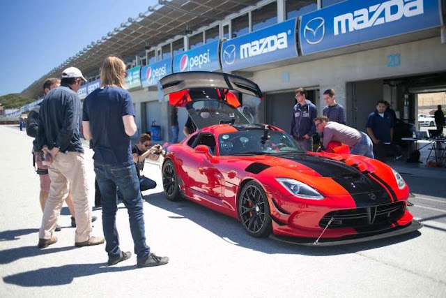 The Past and Future of the Dodge Viper