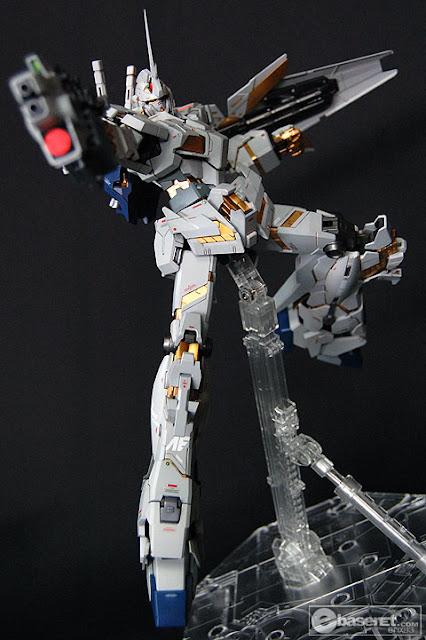 GUNDAM GUY: MG 1/100 RX-0 Gundam Unicorn - Customized Build