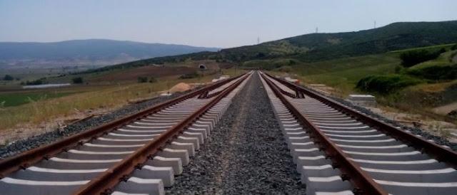 Ήπειρος: Αναρτήθηκε στην ιστοσελίδα της Περιφέρειας η μελέτη για τη σιδηροδρομική γραμμή Ηγουμενίτσα- Ιωάννινα- Αργυρόκαστρο Αλβανίας
