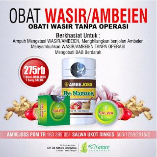 Obat Wasir stadium 1 2 3 4 bab berdarah di Apotik