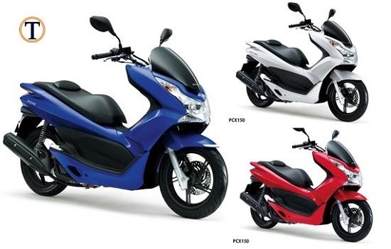Spesifik dan Harga Motor Honda  PCX Terbaru