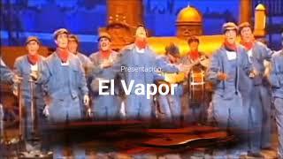 """Presentación con Letra Comparsa """"El Vapor"""" de Antonio Martínez Ares (1997)"""