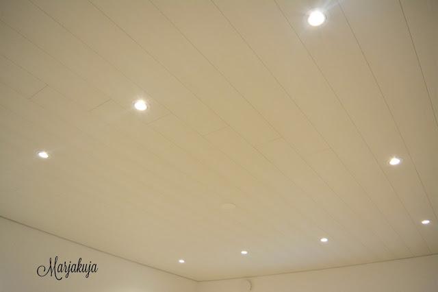 uusi katto airam valot kattopaneelit