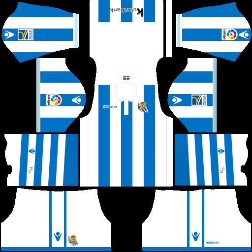 uniforme real sociedad 2019