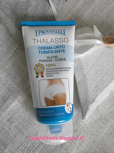 I Provenzali Thalasso Crema Urto Tonificante