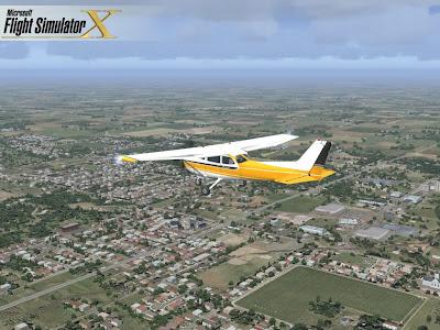 avioes para microsoft flight simulator x