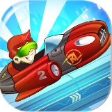 Game Android Superheroes Car Racing Download