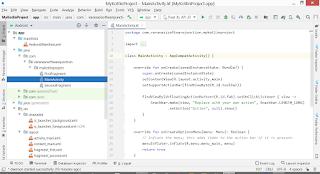 Varanasi Software Junction: Start Kotlin Project