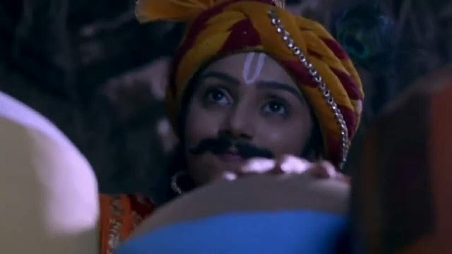 Radha krishna serial radha in vallabh