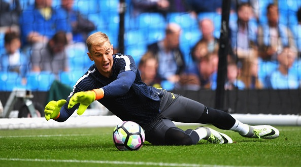 Joe Hart to leave Manchester City