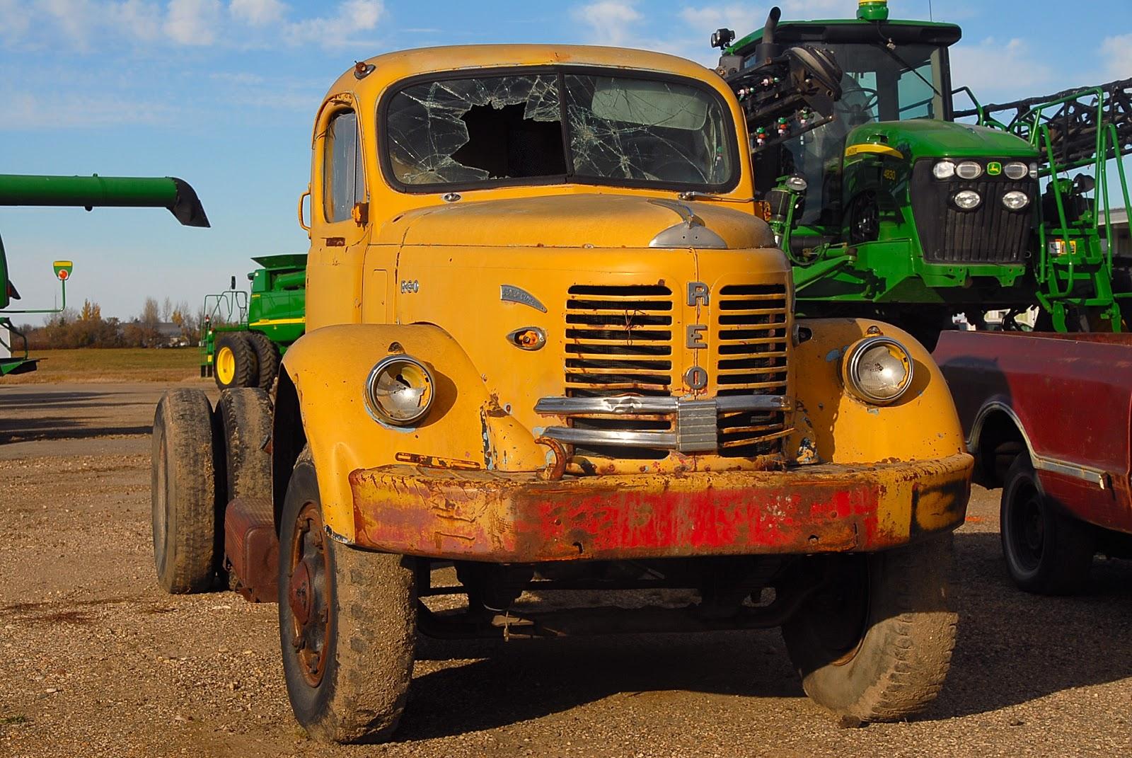 reo trucks for sale