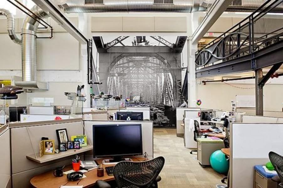 20 innovative workplace environments | Marginalia