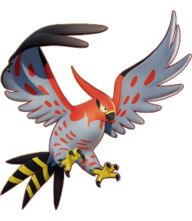 Pokémon Unite - Talonflame Splash Art