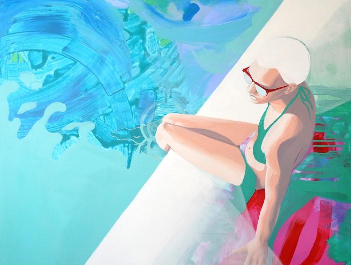 Вездесущий цвет. Hanna Gasiorowska