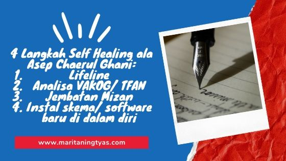 self healing ala Asep Chaerul Gani