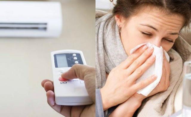 Tác hại khi sử dụng điều hòa quá nhiều, đề phòng 8 căn bệnh này ghé thăm