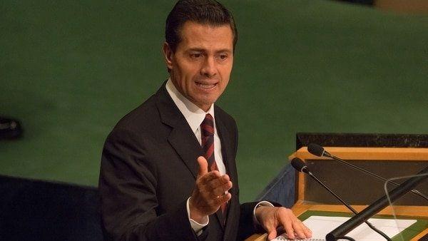 Peña Nieto: México no permitirá ingreso irregular de migrantes