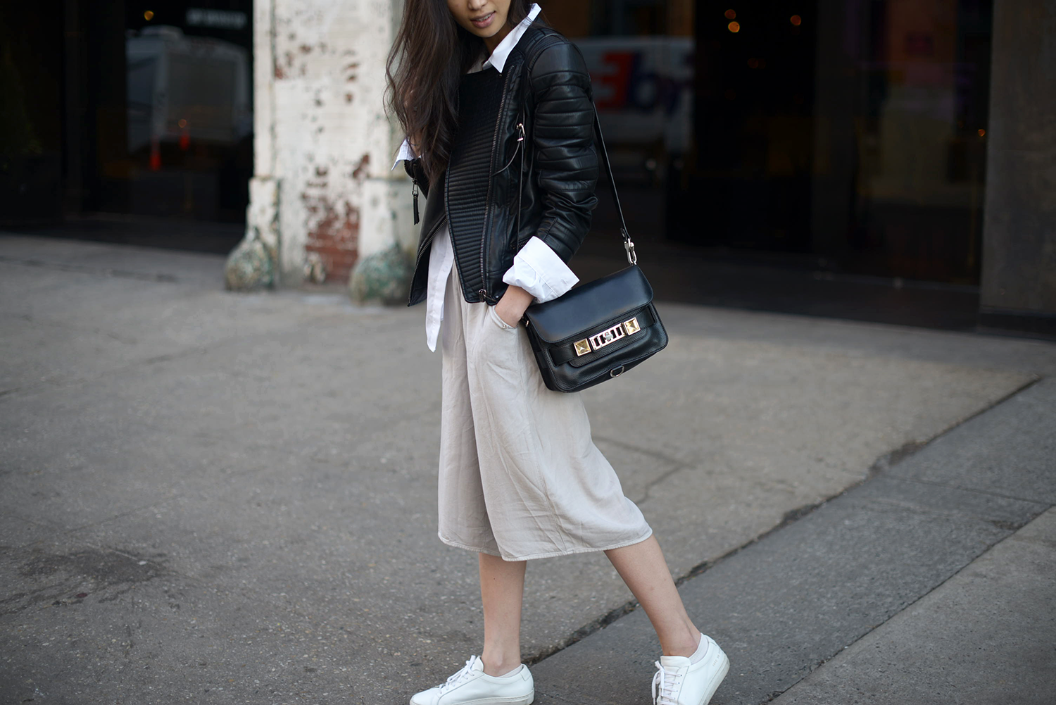GREY CULOTTES FOREVERVANNY