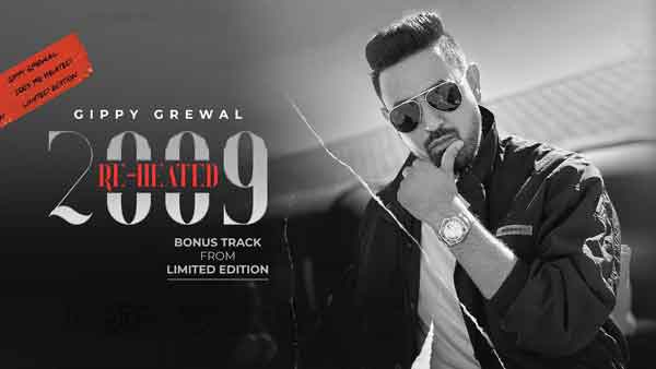 limited edition 2009 re heated gippy grewal