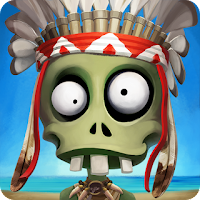 Free Download Zombie Castaways Mod Apk Unlimited Money 2018