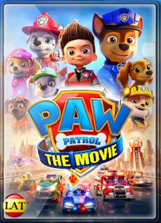 La Patrulla Canina: La Película (2021) DVDRIP LATINO