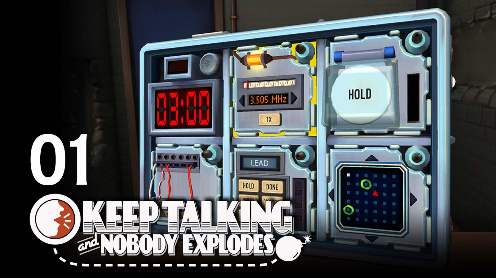 Gamers: download Keep Talking and Nobody Explodes