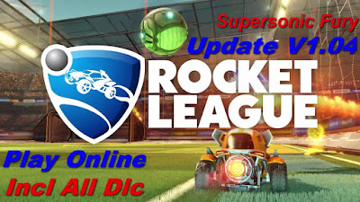 Play Rocket League cracked Online Update 4 (12/8/2015) – Final Crack – Incl All Dlc – Supersonic Fury DLC Pack – Fix Multiplayer – Fix All The Problems – Play Online From Pc – Dedicated Servers – Direct Links – Multi Links – Working 100% .