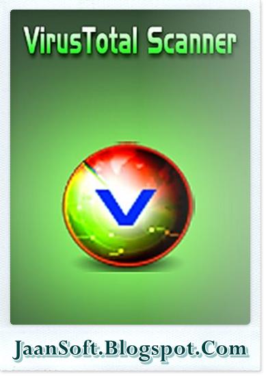 VirusTotal Scanner 6.5 Download Latest Version