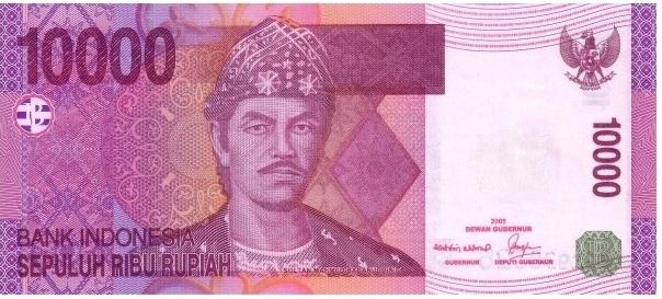 Gambar Uang Indonesia dari mas ke masa  Kumpulan Logo