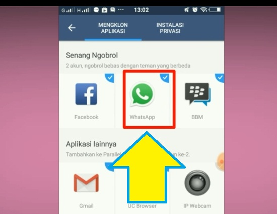 Download Tema Whatsapp Lucu, Anime dan Transparan 2
