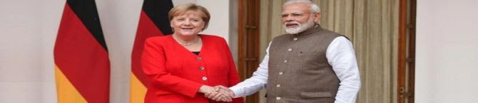 Discussed Afghan Situation Also, Says Modi After Phone Call With Angela Merkel