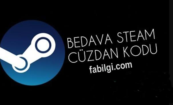Steam Cüzdan Kodu Kazanma Uygulaması Telefon GiftCode 2021