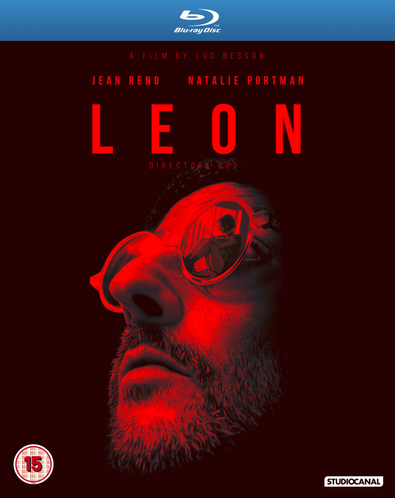 leon the professional blu-ray