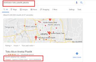 mencari distributor plastik di kota jakarta