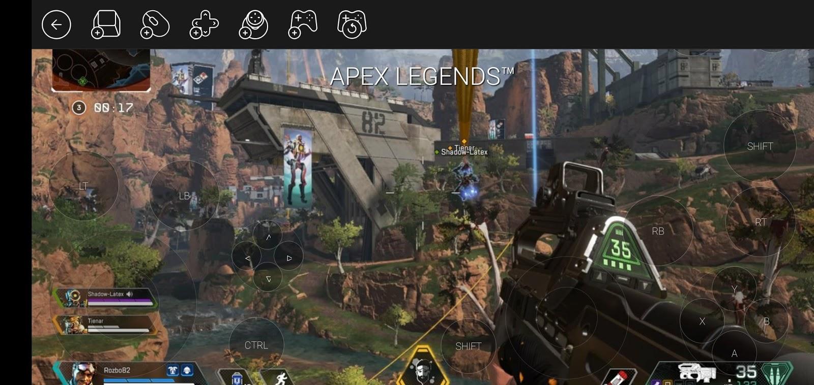 play apex legends in mobile working methods - apex legends