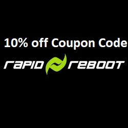 Triathlon Tips Rapid Reboot Coupon Code 10 Off Recovery