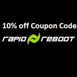 reboot coupon code