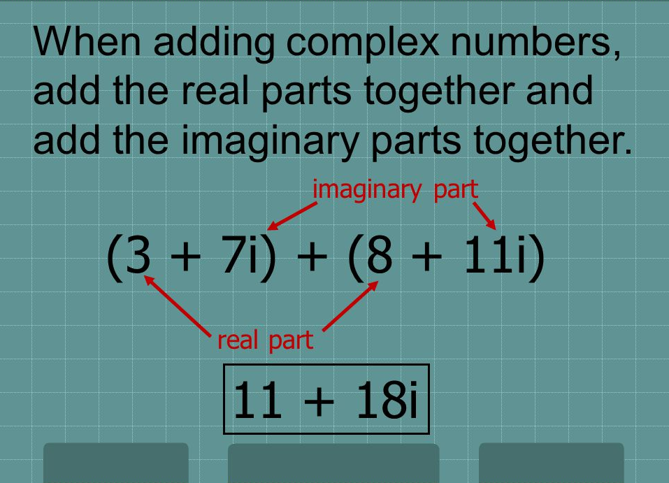 How to calculate sum and difference of two complex numbers in Java ...
