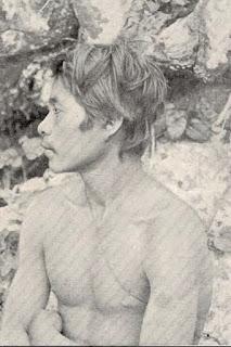 Pedro, índio guarani, 1906.