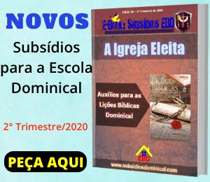 Subsídios Bíblicos Dominical