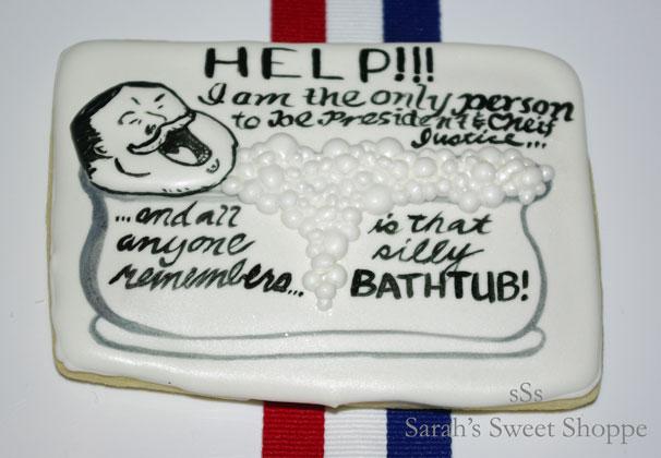 Sarah S Sweet Shoppe Help I Am Stuck In The Bathtub