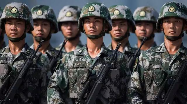 People's Liberation Army (PLA) China