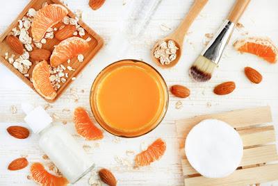 Masques à la mandarine pour éliminer l'acné