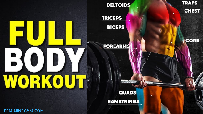 Best Five Sets Five Reps Routine That Focuses On A Full-Body