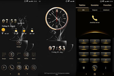 Huawei Themes : Imperial 2 Theme for EMUI 8.0