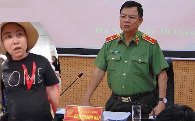 Đại úy Lê Thị Hiền bị giáng 2 cấp, buộc ra khỏi ngành